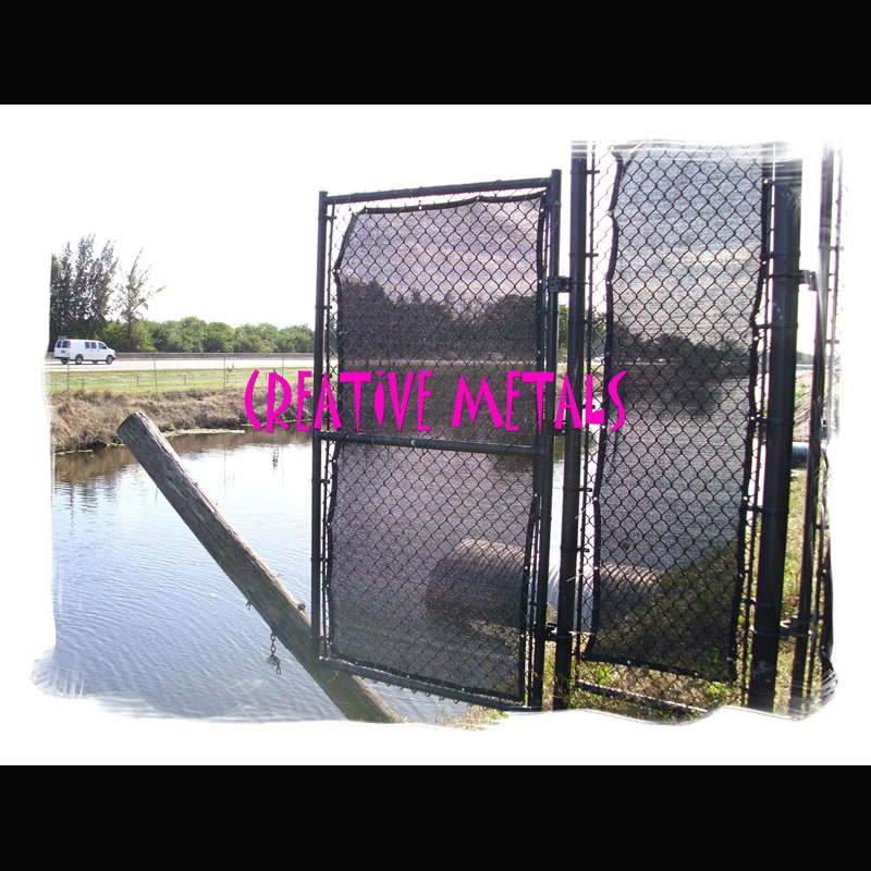 Creative Metal Products Amp Fencing Inc Commercial
