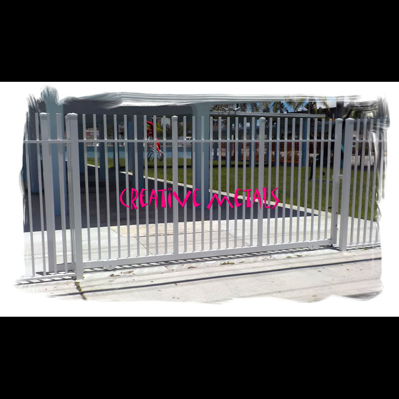 Creative Metal Products Amp Fencing Inc Drive Gates